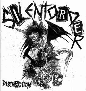 "Silent Order ""Distraction"" 7inch"