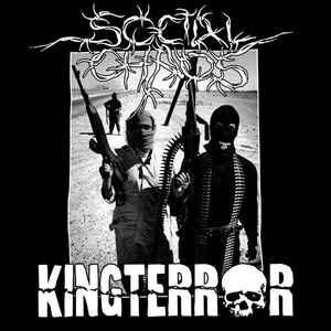 "Kingterror / Social Chaos  ""split"" 10inch"