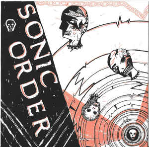 """Sonic Order """"s/t"""" 7inch"""