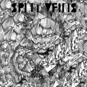 """Split Veins """"s/t""""  12inch"""