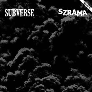 "SZRAMA/SUBVERSE ""DISTORT BERLIN VOL.2"" 12inch white/black wax"