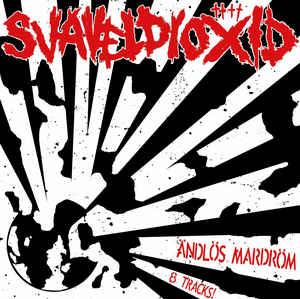 "Svaveldioxid ""Ändlös Mardröm"" 12inch red wax"