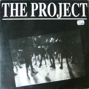 "Various ‎""The Project"" LP"