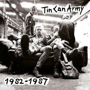 "Tin Can Army ‎""1982-1987″ 12inch"