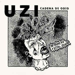 """Uzi """"Cadena De Odio"""" 12inch"""