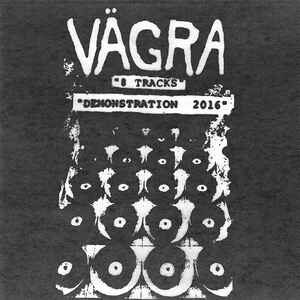 "VÄGRA ""Demonstration 2016"" 12inch marbled wax"