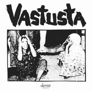 "Vastusta ""Demos 2014-2015″ 12inch"