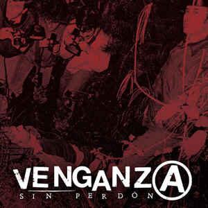 """Venganza """"Sin Perdon"""" 7inch"""