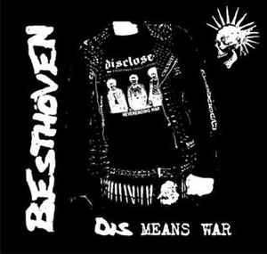 """Besthöven """"Dis Means War"""" 12inch"""