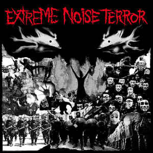 "Extreme Noise Terror ""Extreme Noise Terror"" 12inch"