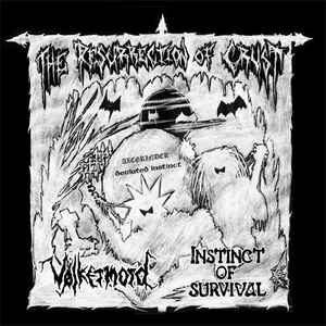 "Instinct Of Survival / Völkermord ""Split"" 7inch"