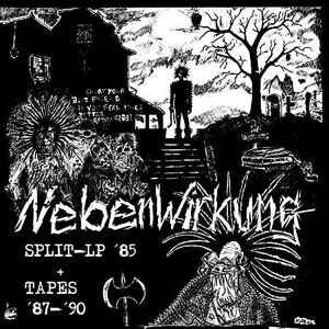 "Nebenwirkung ""Split-LP '85 + Tapes '87-'90"" 12inch"