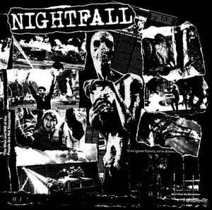 """Nightfall """" Fear"""" 12inch"""