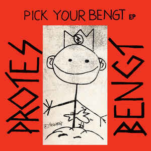 "Protes Bengt ‎""Pick Your Bengt"" 12inch"