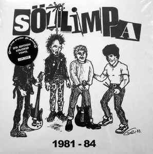"Sötlimpa ‎""1981-84 "" 12inch colour wax"