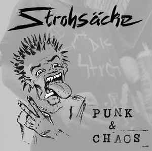 "Strohsäcke ""Punk & Chaos"" 12inch"