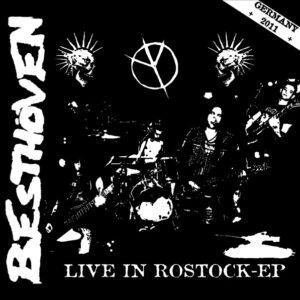 """Besthöven """"Live in Rostock"""" 7inch"""