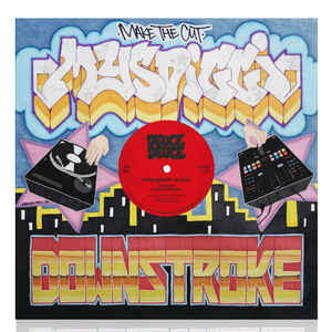 "MysDiggi & Downstroke‎  ""Make The Cut"" 12inch"