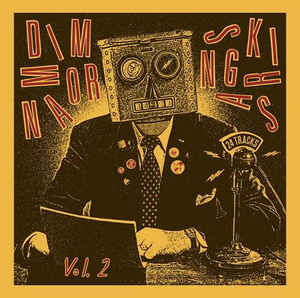 "Various ""Dimmorna Skingras Vol. 2″ 12inch"