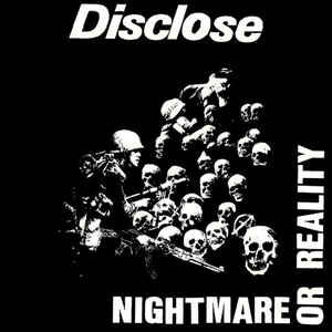 "Disclose ‎""Nightmare Or Reality"" 12inch"