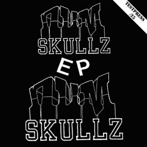 "NUMSKULLZ ""chapter one"" 12inch EP Testpress LP"