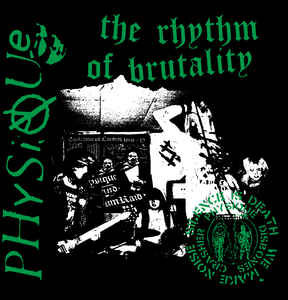 "Physique ""The Rhythm Of Brutality"" 12inch"