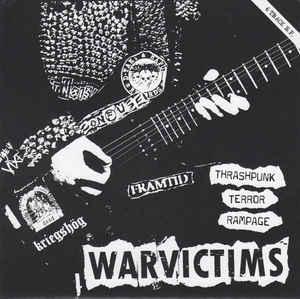 "Warvictims ""Thrashpunk Terror Rampage"" 7inch"