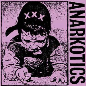 "Anarkotics ""Demo 1988 + Bonus Tracks"" 12inch"