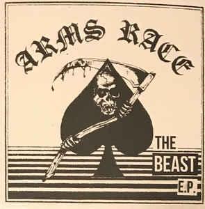 "Arms Race ""The Beast E.P."" 7inch"