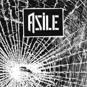 """Asile """"Asile"""" 7inch"""
