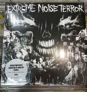"Extreme Noise Terror ""Extreme Noise Terror"" 12inch white vinyl"