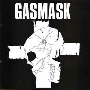 """Gasmask / Coward """"Gasmask / Coward"""" 12inch"""