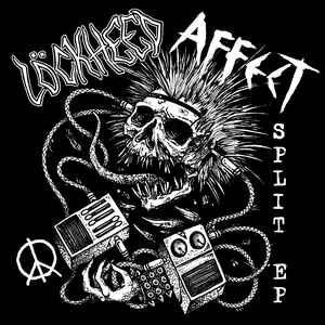 "Affect / Löckheed ""Split EP"" 7inch"