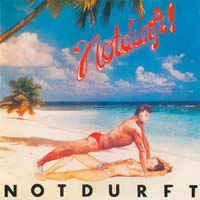 """Notdurft! """"Notdurft"""" 12inch blue wax"""