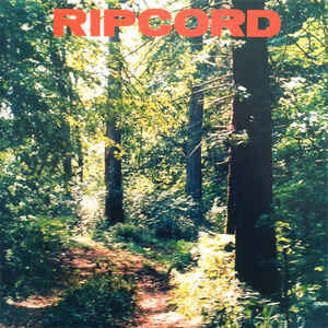"""Ripcord """"Discography Part II – Harvest Hardcore Poetic Justice"""" 12inch"""