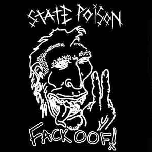 """State Poison """"Fack Oof!"""" 7inch Flexi"""