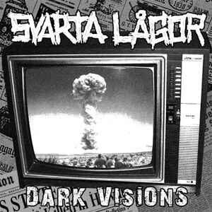 """Svarta Lågor """"Dark Visions"""" 12inch"""