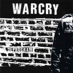 "Warcry ""Deprogram"" 12inch"