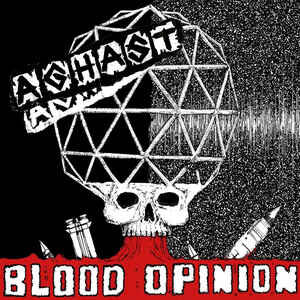 "Aghast ""Blood Opinion"" 12inch"
