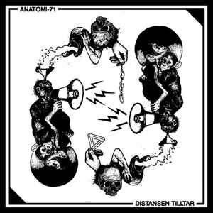 """Anatomi-71 """"Distansen Tilltar"""" 12inch"""