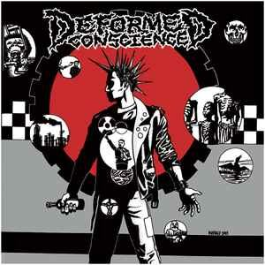 "Deformed Conscience ‎""The Hagen Days 1991-1994″ 2xLP"