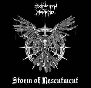 """Extinction Of Mankind """"Storm Of Resentment"""" 12inch"""