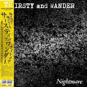 "Nightmare ""Thirsty And Wander"" 12inch"