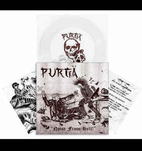 "Purgä ‎""Noise From Hell"" 7inch Flexi"