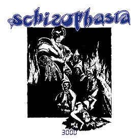 """Schizophasia """"3000″ 12inch"""