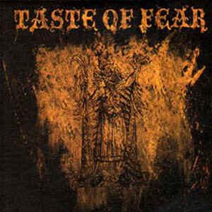 """Taste Of Fear """"Taste Of Fear"""" 12inch"""