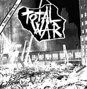 "Total War ""8 Track Demo E.P."" 7inch"