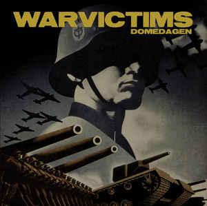 "Warvictims ""Domedagen"" 12inch black vinyl"