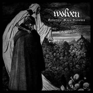 "Wolven ""Generate Mass Violence"" 12inch  red wax"