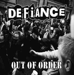 "Defiance ""Out Of Order"" 12inch"